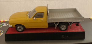 TRAX Holden HQ One Tonner Cab Ute TR45C 1:43 Scale Yellow