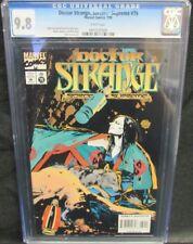 Doctor Strange, Sorcerer Supreme #79 (1995) Hudson Art CGC 9.8 White Pages Y668