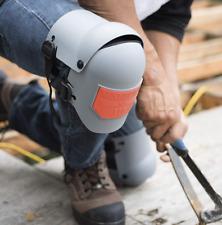Work Knee Pads For Men Construction Work Gel Pair Garage Workshop Flex Protect