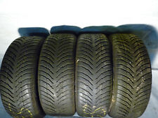 4x Goodyear EAGLE Ultra Grip GW3 RFT205/50R17 89H DOT0311 4mm-5mm   #57#