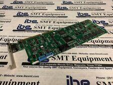 MPM Speedline Cognex Video Mixer Board 07-0202-00 200-0035