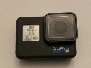 GoPro HERO6 Black 4K Action Camera and Accessories
