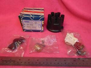 NOS OEM 1970-73 Nissan Datsun 240Z L24 Ignition Tune Up Kit  cap rotor points &