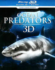 Ocean Predators (Blu-ray Disc, 2013, 3D)
