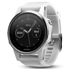 Reloj multideporte Garmin Fenix 5S plata