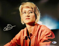 Laura Dern Authentic Signed 11x14 Photo Jurassic Park Beckett BAS WITNESSED COA