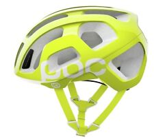 POC Octal Cycling Helmet Unobtanium Yellow Limited  Edition Size Small New