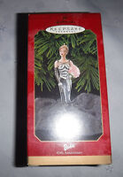 Hallmark Keepsake Ornament Barbie Christmas 40th Anniversary 1999 Vintage