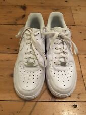 competitive price 1b36a 67062 Women Nike Air Force 1 Trainers All White UK Size 5 EUR 38