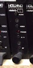 Holland Electronics HMMS-O Channel 28 (O) Micro Modulator 45 dB HEAD END HOTEL