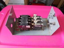 Telemecanique 22011 CEB331EA9 14X34601 w/ Partial Enclosure & (3) Circuit breake
