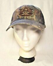 AUBURN UNIVERSITY Camo Adjustable Baseball Style Hat Cap Heisman Collection