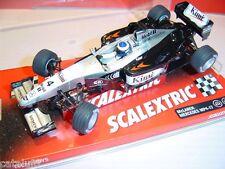 Scalextric McLaren Mercedes MP4-17. Kimi.  Ref. 6193  ¡¡¡NUEVO!!!!