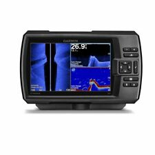 Garmin STRIKER 7sv Fishfinder with ClearVu and SideVu Transducer 010-01554-00