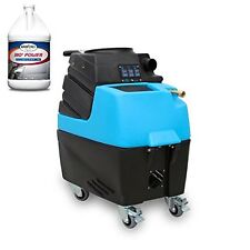 U.S.A. Hp60 Spyder Mytee Heated Carpet Extractor + Bulk Carpet Cleaner