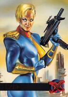 SHARD / X-Men Fleer Ultra 1995 BASE Trading Card #43