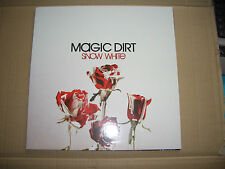MAGIC DIRT - SNOW WHITE - VINYL LP - NEW AND UNPLAYED - AUSTRALIAN PRESSING