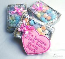 Chill Pills Mini Bath Bombs Gift Set 40 Mixed Scents Perfect Mothers Day Gift