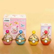 4pcs/set Pokemon Eevee & Friends Dreaming Case Sleeping Figures Anime Toy In Box