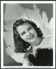HELEN PARRISH in BEAUTIFUL PORTRAIT Original Vintage 1940 UNIVERSAL Photo