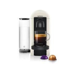 Nespresso Vertuo Plus White Round Top Coffee Machine