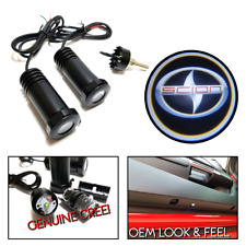 2Pc Lumenz 100547 LED Logo Projectors Ghost Shadow Lights for SCION