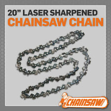 "6 x 20"" inch Chainsaw Chain, 76DL .325 Pitch .058 Fits Baumr-AG, BBT, Yukon"