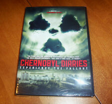 CHERNOBYL DIARIES Experience the Fallout Horror Movie DVD NEW & SEALED