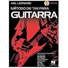 Methodo de Tab Para Guitarra (2013, CD / Paperback)