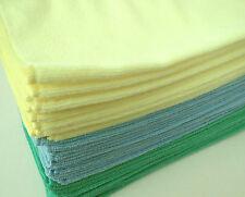 "12pcs 16""x16""  Microfiber Cleaning Cloths Auto Polishing Towels"