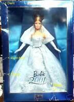 Happy Anniversary Barbie NEW Mattel 2001 Great Doll~*~ Box Not Mint