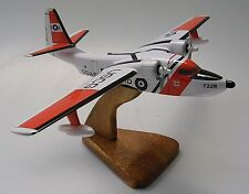 HU-16 Albatross Coast Guard USCG HU16 Airplane Desk Wood Model Small New