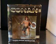 Conan Black Wolf Limited Edition Action Figure Darkhorse Deluxe 2007 NIB