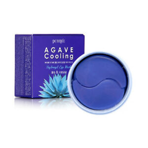 [PETITFEE] Agave Cooling Hydrogel Eye Mask 84g (60pcs) (패치)