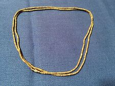Tulsi Tulasi Choker Seed Necklace Japa Mala ISKCON Prayer