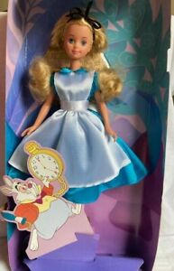"Disney Fairytale Collection 12"" doll Alice in Wonderland Doll"