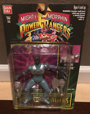 1994 MIGHTY MORPHIN POWER RANGERS EVIL SPACE ALIENS - FALLS APART PUTTY PATROL