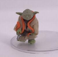 Vintage 1980 Kenner Star Wars Figures Near Complete ESB YODA Robe Belt Snake