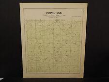 Wisconsin, Dane County Map, 1899 O2#25 Primrose Township