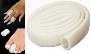 4,59€/m Fingerschutz Zehenschutz kleiner Zeh Fingerbandagen Zehentrenner