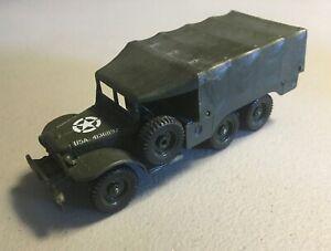Solido Diecast WW2 US Army Dodge 6x6 Truck 1/50