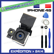 MODULE CAMERA APPAREIL PHOTO ARRIERE FLASH LED 8MP pour IPHONE 4S + OUTILS