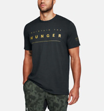 Under Armour Men's Anthony Joshua Hunger T-Shirt 1324179 New Size M, L, XXL