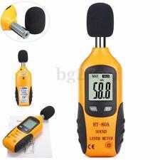 Digital Sound Pressure Tester Test Level Noise Meter Decibel 30-130dB Hospital