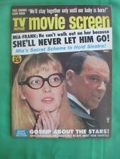 TV & Movie Screen magazine - December 1965