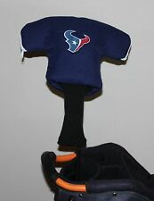 Houston Texans NFL Team Jersey Golf Headcover NEW