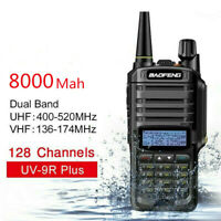 UV-9R Plus Baofeng UV 9R VHF UHF Walkie Talkie Dual Band Handheld Two Way Radio