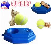 Rebound Tennis Trainer Self-study Training Aids Practice Partner Equipment  MN
