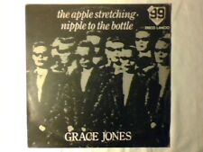 "GRACE JONES The apple stretching 12"" ITALY"