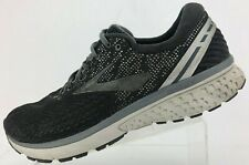 Brooks Ghost 11 Running Shoes Jogging Grey Training Athletic Sneakers Mens 13 EE